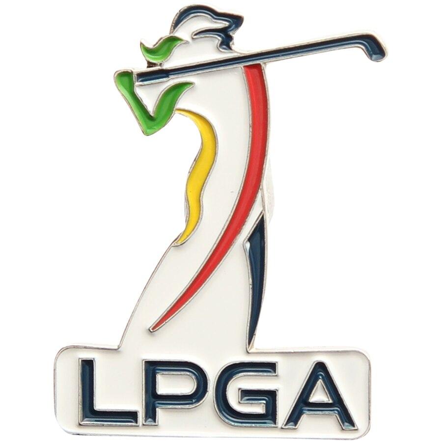 LPGA Logo Lapel Pin.