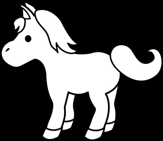 Pony Clipart.