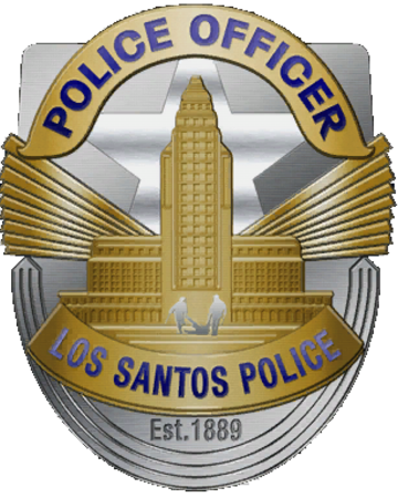 Los Santos Police Department.