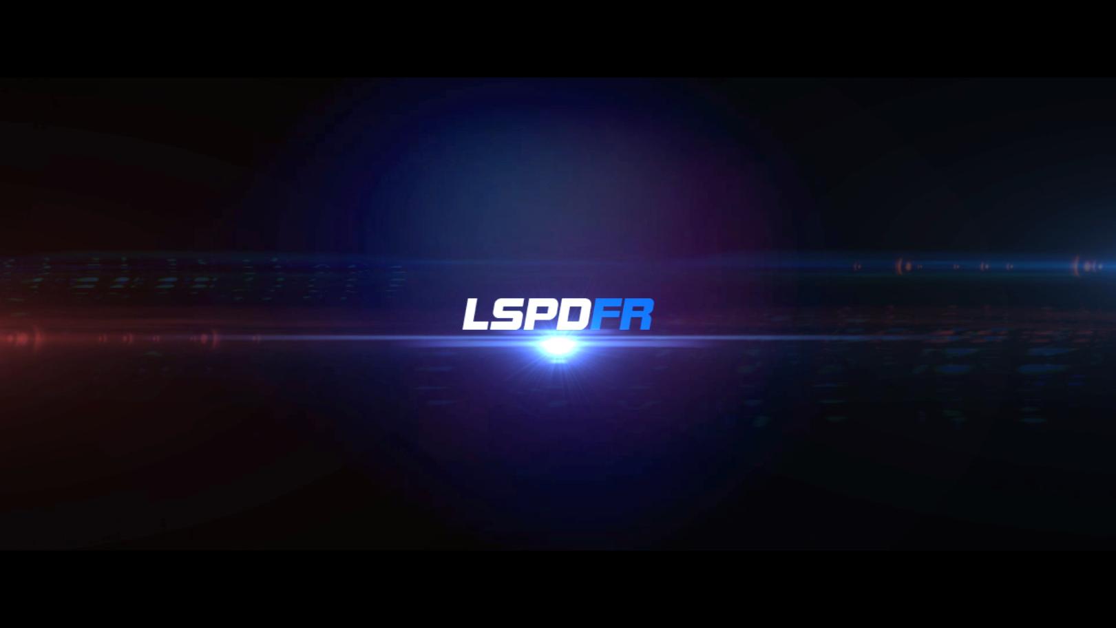 GTA V LSPDFR Intro.