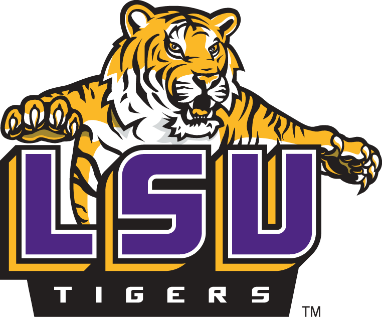 LSU Tigers Alternate Logo.