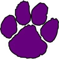 LSU Tiger Paw images at pixy.org.