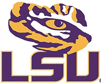 Amazon.com: 7 inch LSU Tiger Eye Decal Louisiana State.