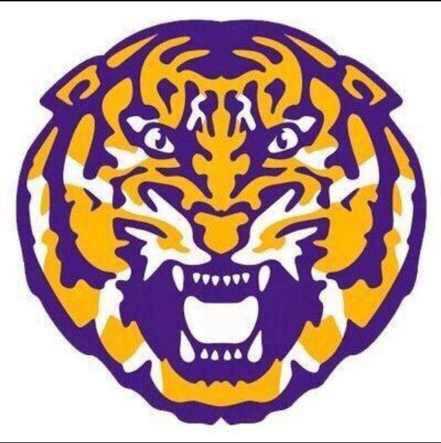 GEAUX Tigers!.