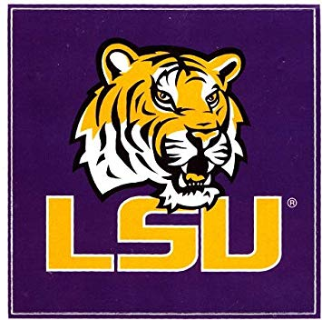 Amazon.com: 4 inch Mike The Tiger Decal LSU Tigers Louisiana.