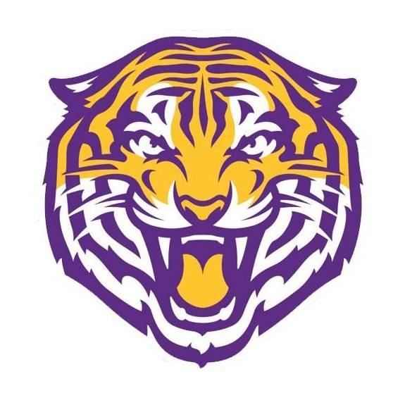 Lsu tigers Logos.