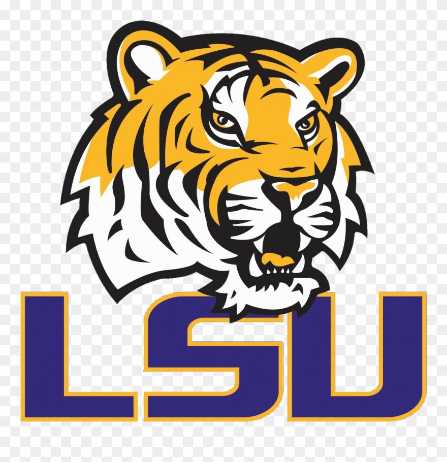 Lsu Tigers Logo Png.