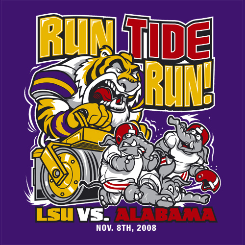 Showing post & media for Lsu alabama funny cartoons.