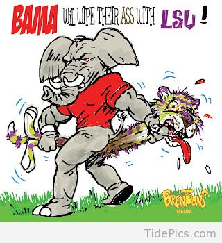 Sorry LSU (not!).