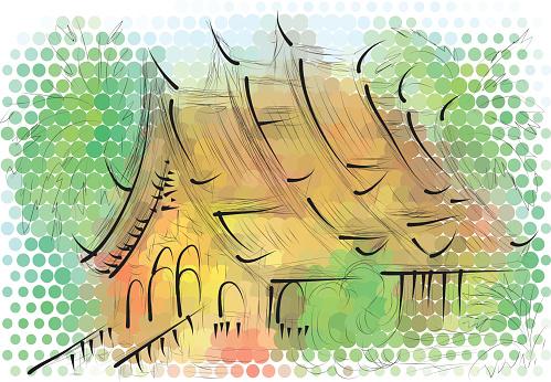 Luang Prabang Clip Art, Vector Images & Illustrations.
