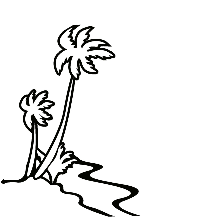Free Luau Clip Art Black And White, Download Free Clip Art.