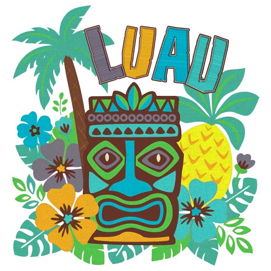 Luau clipart mask, Luau mask Transparent FREE for download.