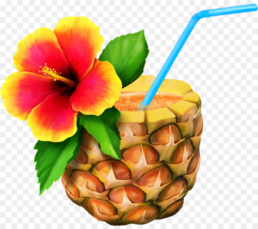 Hawaiian Pizza clipart.