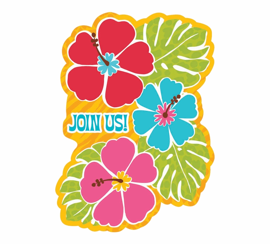 Time To Wear Your Floral Shirts And Join Our Hawaiian.