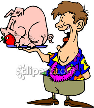 Free Roast Pig Cartoon Picture, Download Free Clip Art, Free.