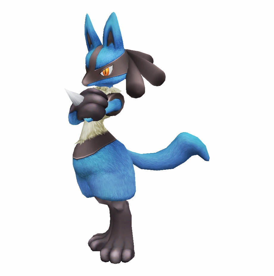 Download Free png Lucario.