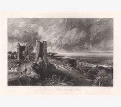 21 Best John Constable \'English Landscape Scenery\' original.