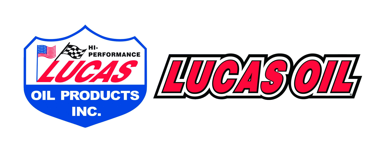 Lucas oil Logos.