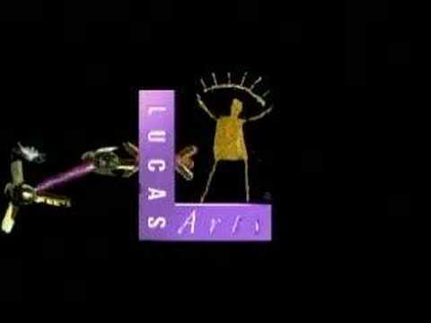 LucasArts Logo Evolution.