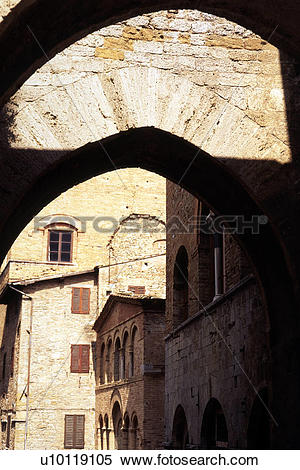 Stock Image of Lucca.