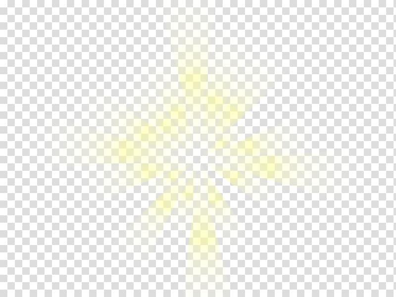 Sunlight Sky Desktop Yellow, luces transparent background.