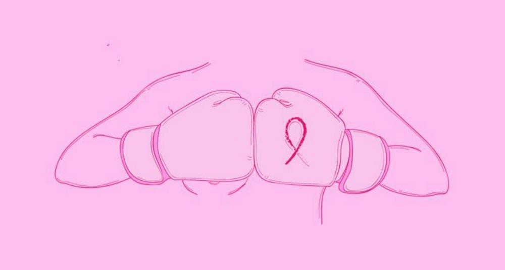 10 datos que tal vez no sabías sobre el cáncer de mama.