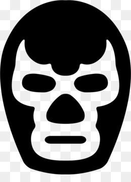 Wrestling Mask PNG and Wrestling Mask Transparent Clipart.
