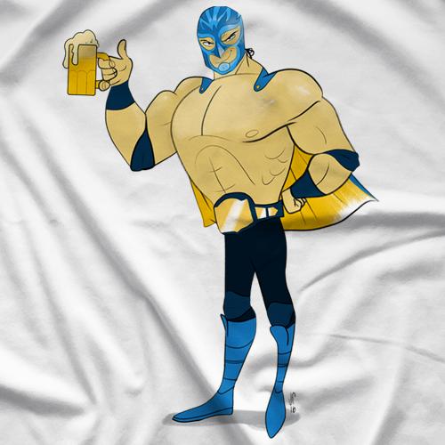 ManiaCrawl Luchador.