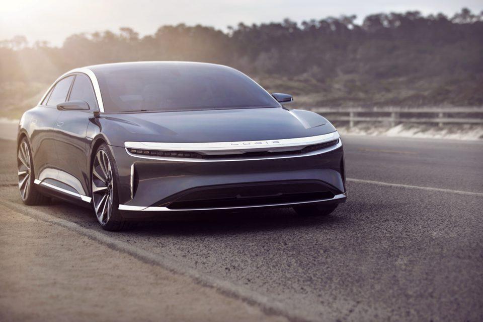 Tesla rival Lucid Motors mulls Saudi manufacturing facility.