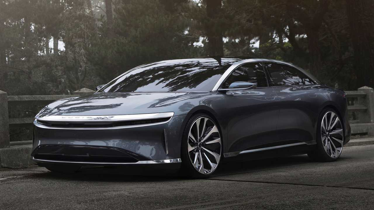 Lucid Motors Still Exists, Says Its Electric Sedan Is \'Race.
