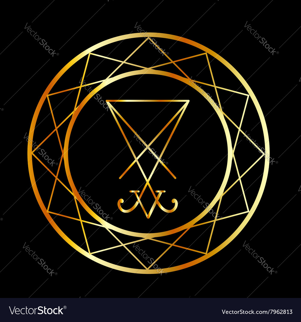 Sigil of Lucifer.