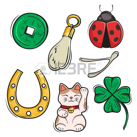 782 Good Luck Charm Stock Illustrations, Cliparts And Royalty Free.