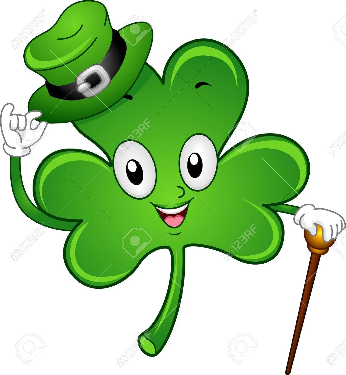 Lucky charms clipart.