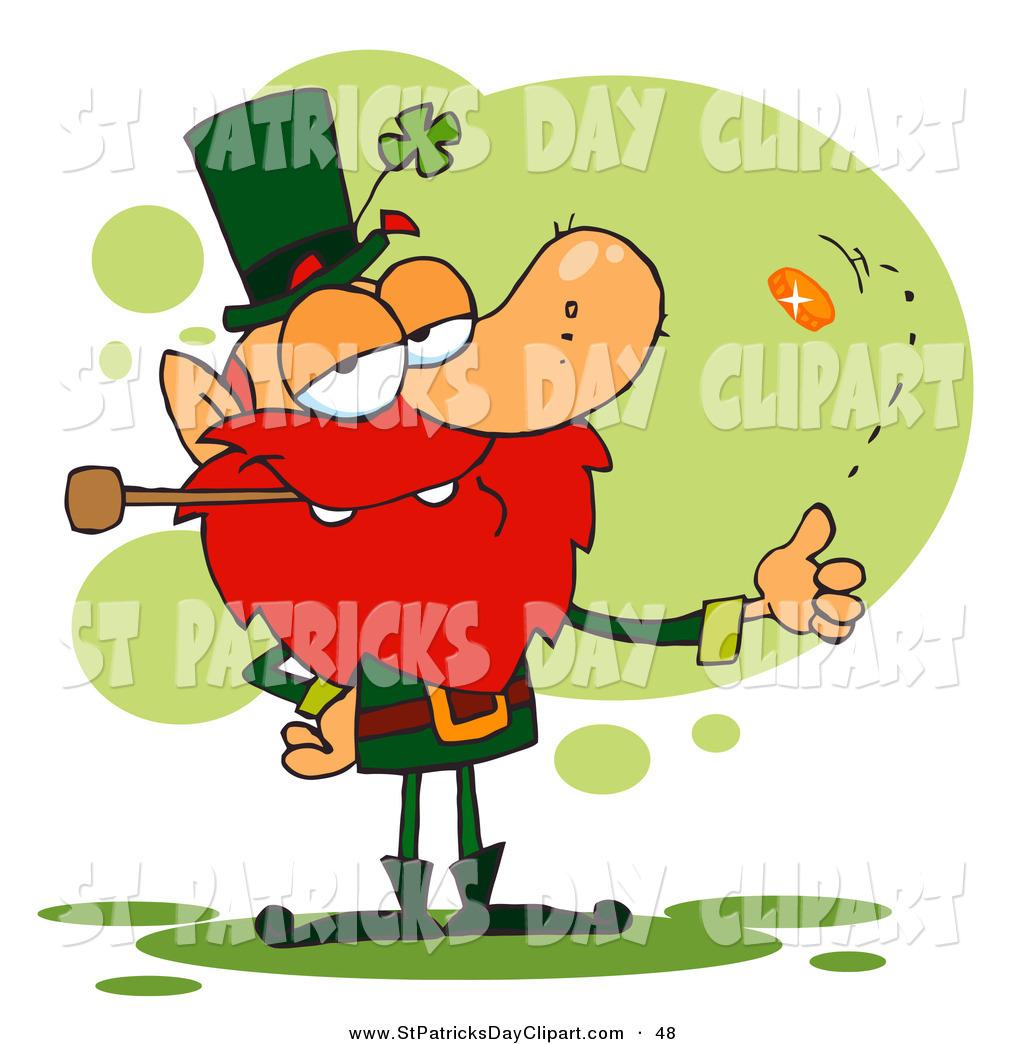 Lucky Irish Clipart.