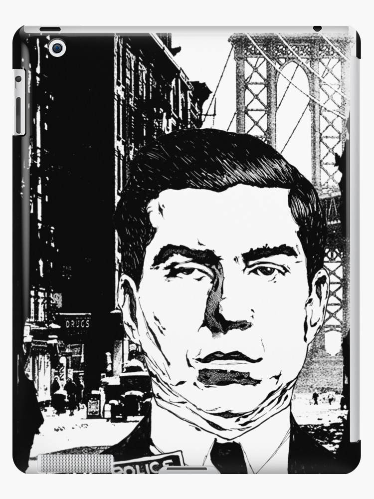 \'Lucky Luciano\' iPad Case/Skin by tastydaver.