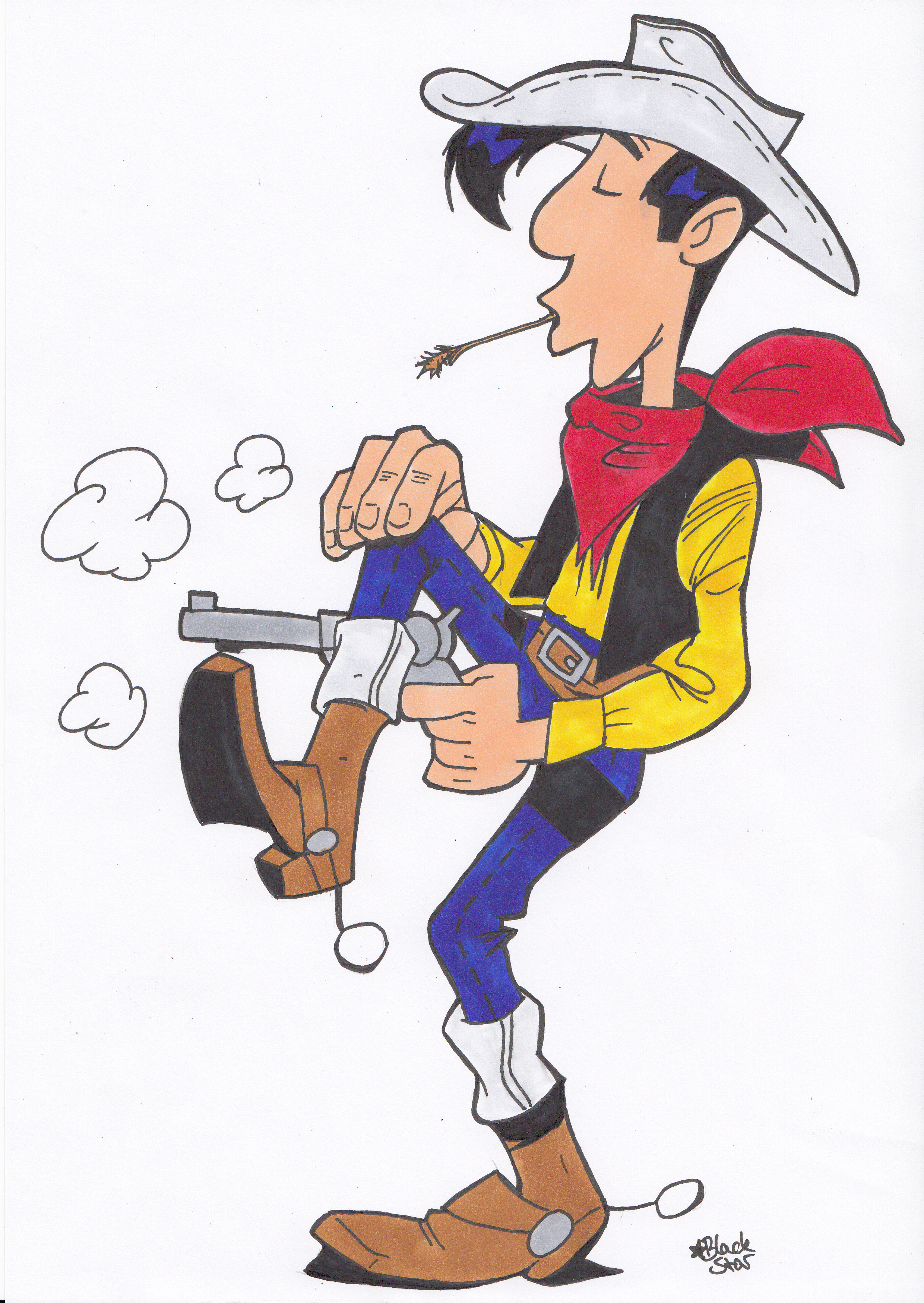 1000+ images about Lucky Luke on Pinterest.