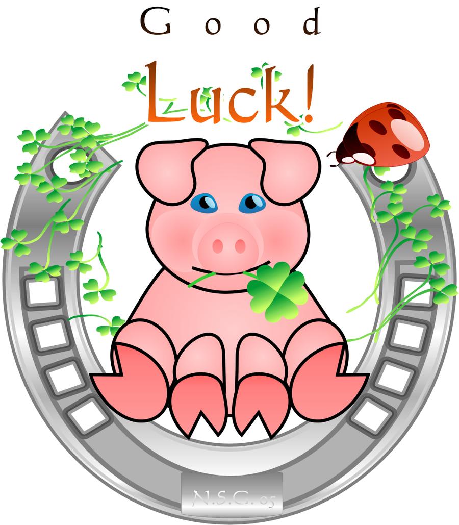 Lucky Pig.