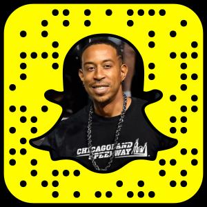 Ludacris Snapchat Username.
