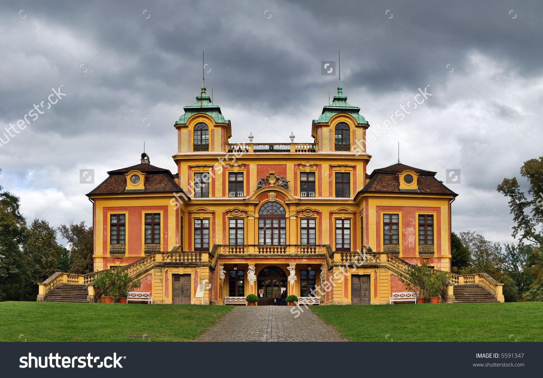 Palace Favorite, Ludwigsburg, Germany Stock Photo 5591347.