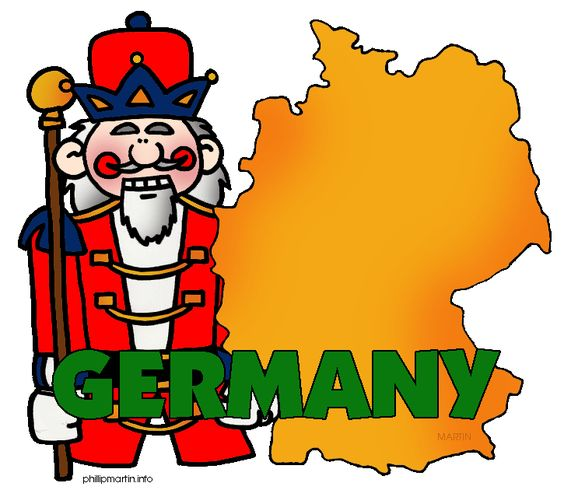 Germany Clipart Images.