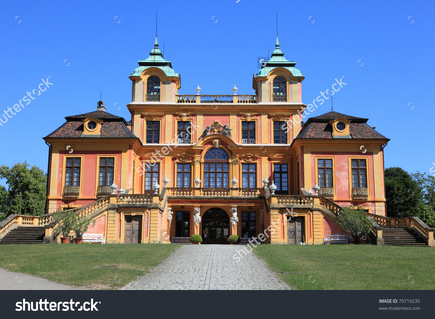 Ludwigsburg germany clipart #4