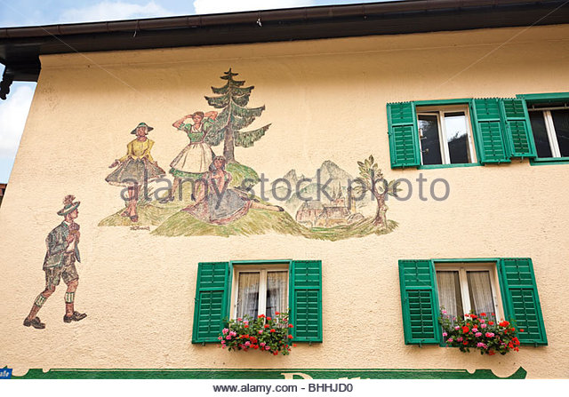Typical Painting On House Stock Photos & Typical Painting On House.