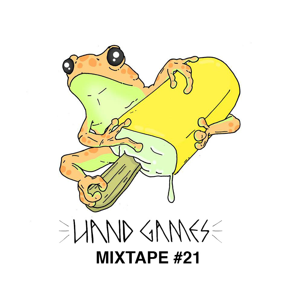 Luen drops Hand Games Mix #21 — UNDR ctrl.