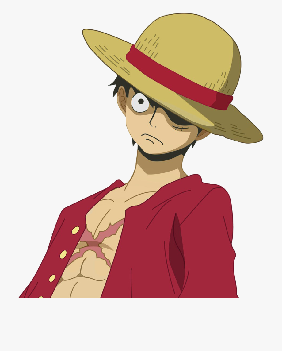 One Piece Luffy Png , Transparent Cartoon, Free Cliparts.