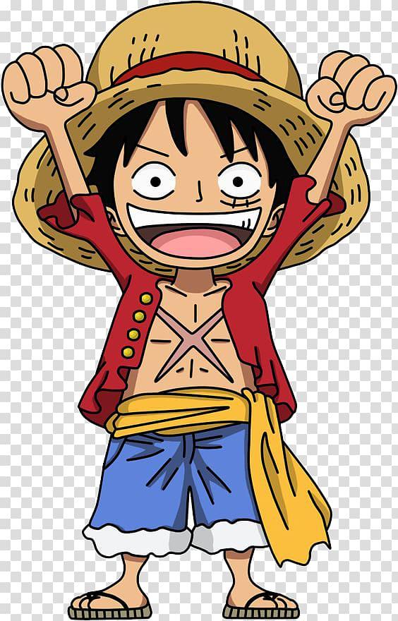 Monkey D. Luffy One Piece: Pirate Warriors Chibi Trafalgar D.