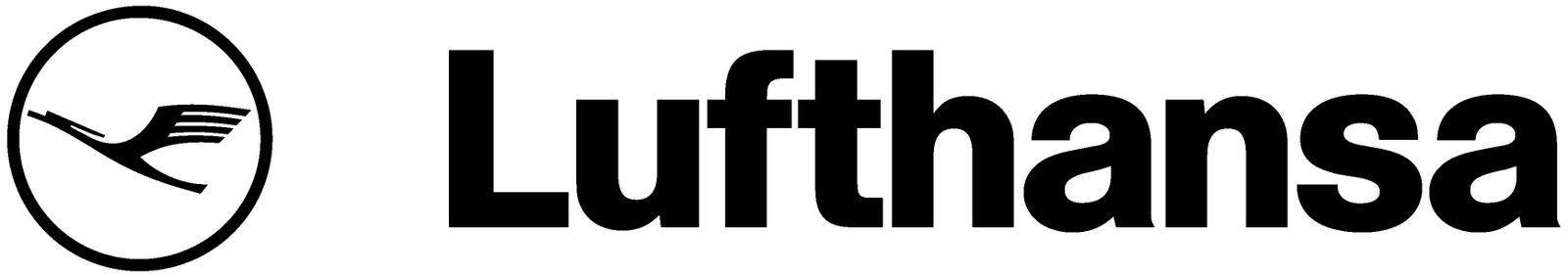 Lufthansa Logos.