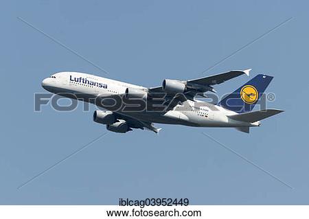 Lufthansa a380 clipart.