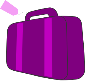 Luggage Clip Art Download.