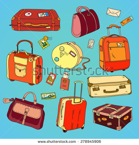 Lost Luggage Stock Photos, Royalty.