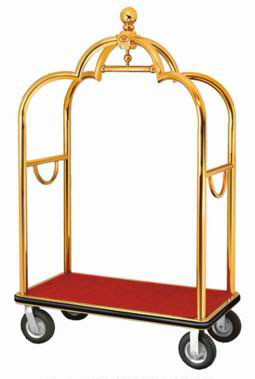 Gallery For > Hotel Luggage Cart Clipart.